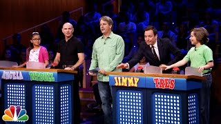 "Tonight Show ""Are You Smarter than a 5th Grader?"" with Pitbull and Jeff Foxworthy"