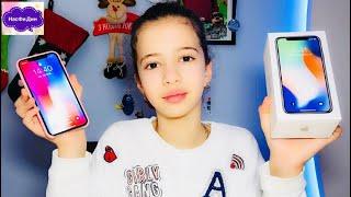 ШОК !!! Мне подарили новый АЙФОН Х ??? ЧЕХЛЫ на Айфон Х |  Cases for iPhone X