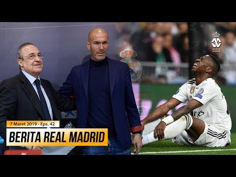 Florentino Perez Ingin Zidane Kembali Ke Real Madrid ● Tiga Pemain Los Blancos Di Laporkan Cedera