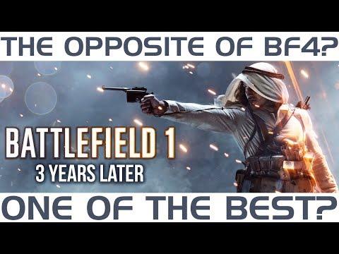 Battlefield 1 in 2019 | The opposite of Battlefield 4?