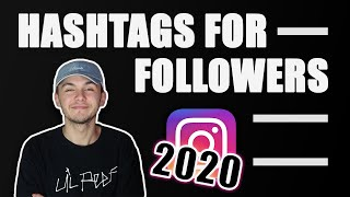 How to find the best Instagram hashtags in 2020