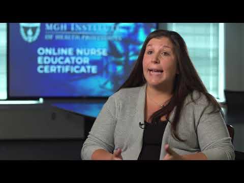 Online Nurse Educator Certificate - YouTube