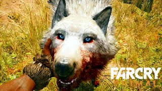 Far cry Primal - All Tamed Beasts