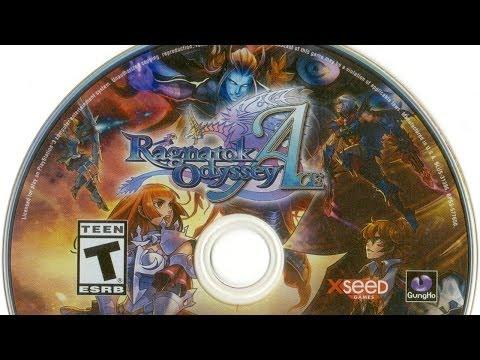 Ragnarok Odyssey Ace Playstation 3