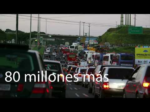 LAC 2025: ¿cómo será el transporte y la movilidad en América Latina y el Caribe?