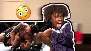 Top 10 Greatest Comebacks In MMA (GLOO.TM REACTION)