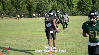 PSN Spotlight: Langston Hughes Panthers Football Team