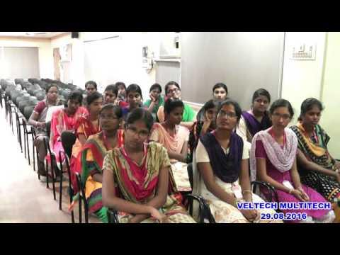 Vel Tech Multi Tech Dr. Rangarajan Dr. Sakunthala Engineering College video cover3