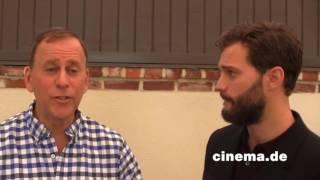 Jadotville, The Fall, Fifty Shades of Grey 2 // Jamie Dornan // Interview // CINEMA-Redaktion