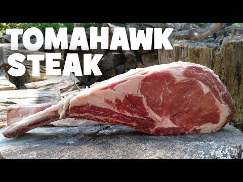 How To Tomahawk Rib Steak Recipe