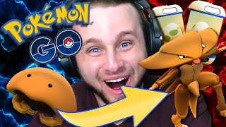 POKEMON GO - KABUTOPS!! | +9 Eggs!! [10]