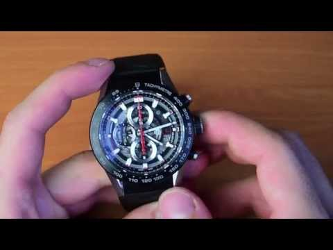 TAG Heuer Carrera Heuer 01 Watch Review | aBlogtoWatch