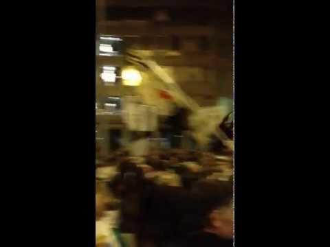 Varese, festa in piazza per i tifosi juventini