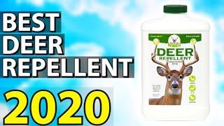✅ TOP 4: Best Deer Repellent 2020