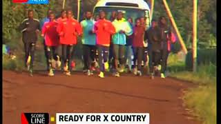 Scoreline: Ready for the cross country