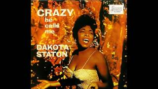 "Dakota Staton ""Crazy He Calls Me""(1959).TrackA1: ""Crazy He Calls Me"""