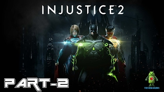 INJUSTICE 2 Android/iOS Gameplay Video - PART 2