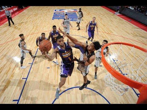 Full Highlights: Los Angeles Lakers vs Sacramento Kings, MGM Resorts NBA Summer League | July 10