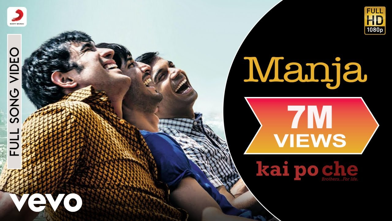 Manja Lyrics / Kai Po Che / Amit Trivedi / Signature Lyrics