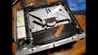 How To Remove A CD Mechanism From A Chevrolet Stereo