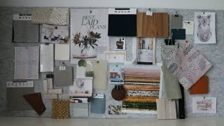 How to create a Mood Board like an Interior Designer