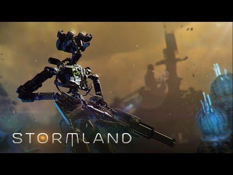 Stormland — the World Above | Oculus Rift thumbnail
