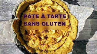 LA pâte à tarte sans gluten