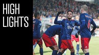 Highlights Sparta Rotterdam - Ajax