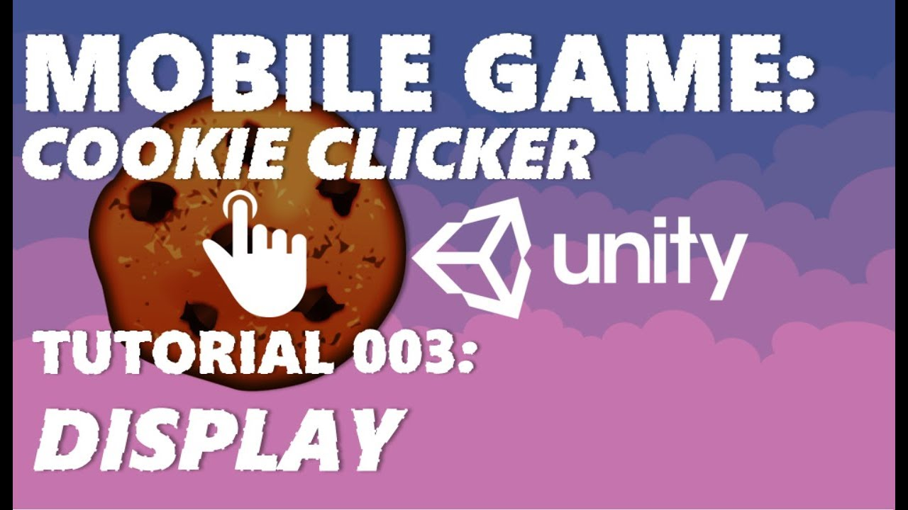 How To Make A 2D Clicker Game - Unity Tutorial #003 - DISPLAYING CODE VARIABLES