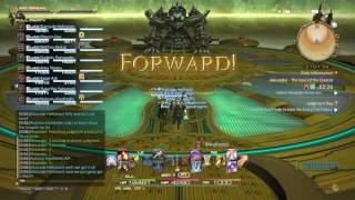 (FFXIV) How to kill an A12 attempt with one untimely and inappropriate vote kick...