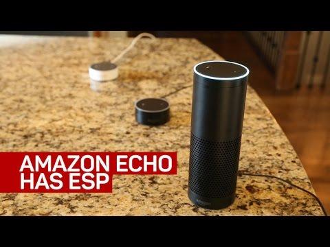 Your Amazon Echo smart speaker just got a little bit smarter
