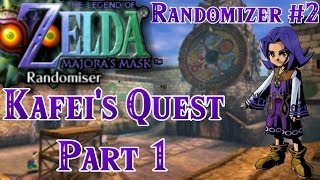 Zelda: Majora's Mask Randomizer #3 - Part 1: Amazing First