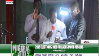 Rivers Returning Officer Dramatically Announces Election Results Prt 2