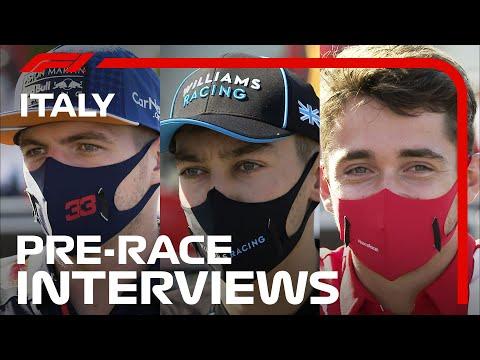 レース前ドライバーインタビュー F1 2020 第8戦イタリアGP(モンツァ)F1ドライバー達のレース前コメントまとめ