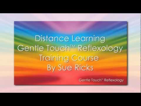 Distance Learning Gentle Touch Reflexology Training Course With ...