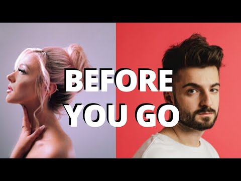 TOP 5 COVERS - BEFORE YOU GO - LEWIS CAPALDI