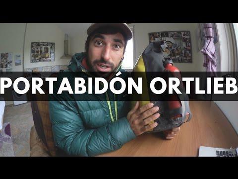 PORTABIDÓN DE ALFORJA ORTLIEB