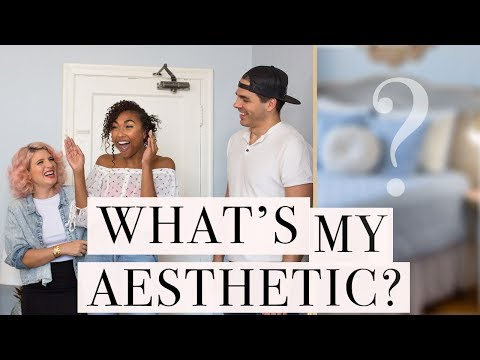 Glam Boho Apartment Makeover! | What's My Aesthetic?