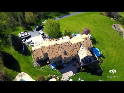 Large Roof Replacement in Middleton, WI