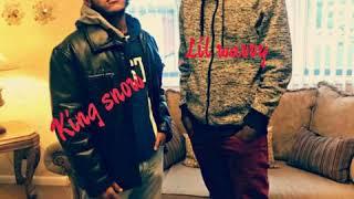 King snow feat. Lil wavvy - blast off ( future mask off remix)