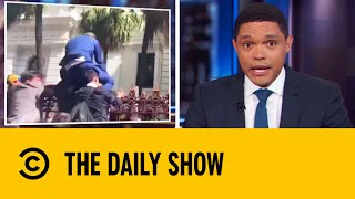 Trevor Noah reacts to the leadership dispute rocking Venezuela and the two top cocoa producers forming a price-hiking alliance.  Subscribe to Comedy Central UK: http://bit.ly/1gaKaZO Check out the Comedy Central UK website: http://bit.ly/1iBXF6j  Get social with Comedy Central UK: Twitter:  https://twitter.com/ComedyCentralUK Facebook: https://www.facebook.com/comedycentraluk
