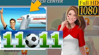 Nice 11X11: Football Manager Game Review 1080P Official Nekki Sports 2017