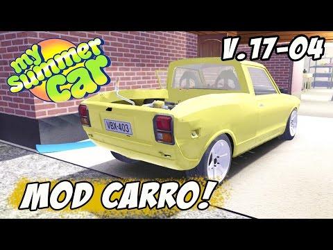 MOD PICK UP - MY SUMMER CAR - V 17 04