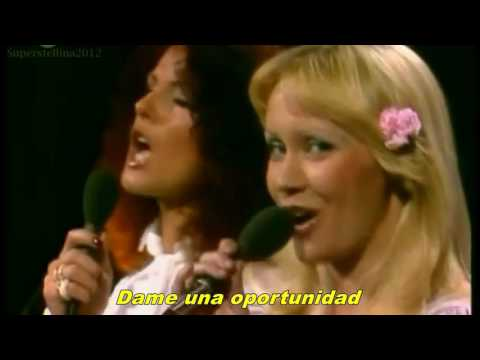 ABBA - Take a Chance on me (Subtitulado al español)