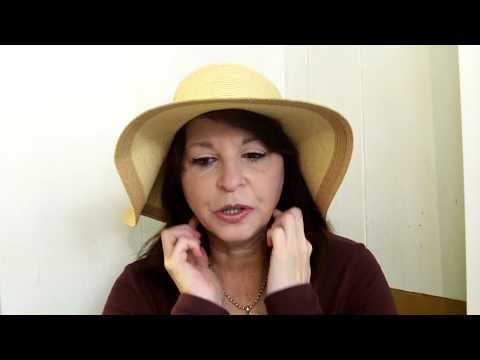 Tropical Trends brimmed Sunhat from Dorfman Pacific review