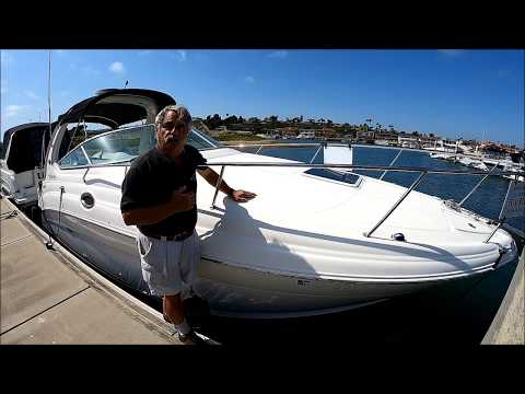 Sea Ray 280 video