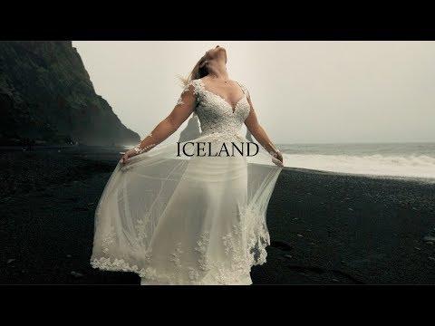 Breathtaking Iceland Wedding Video / Canon 1DX II