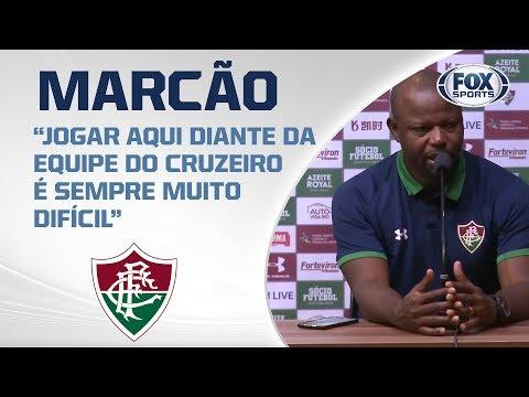 TRICOLOR SEGURA A RAPOSA! Fluminense empata com Cruzeiro no Mineirão; veja entrevista de Marcão