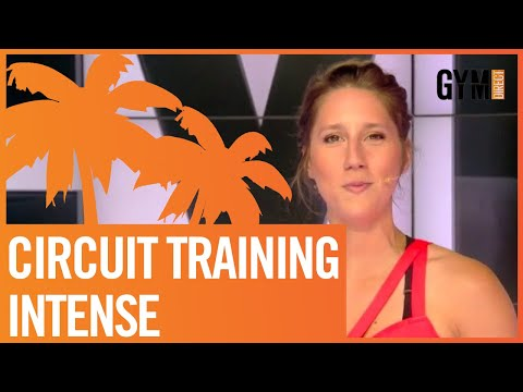 CIRCUIT TRAINING INTENSE - GYM DIRECT