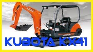 Kubota KX41 3S